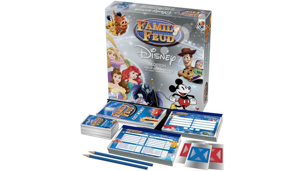 d39f889be54 Disney Family Feud Signature Game - Family Feud