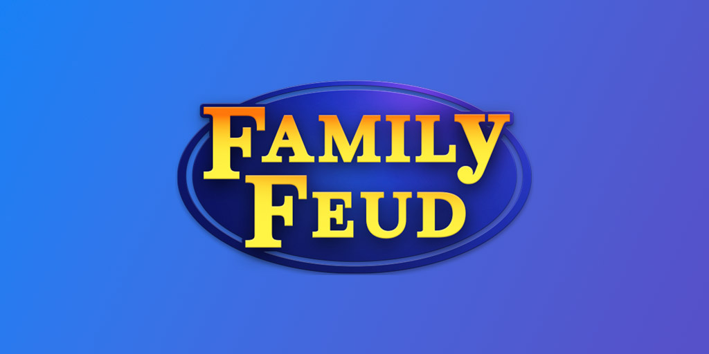 family feud, Powerpoint templates