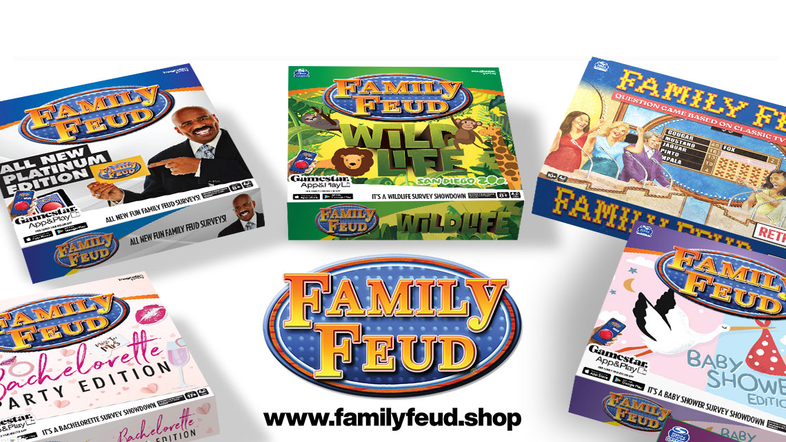 There's a Family Feud for everyone!
