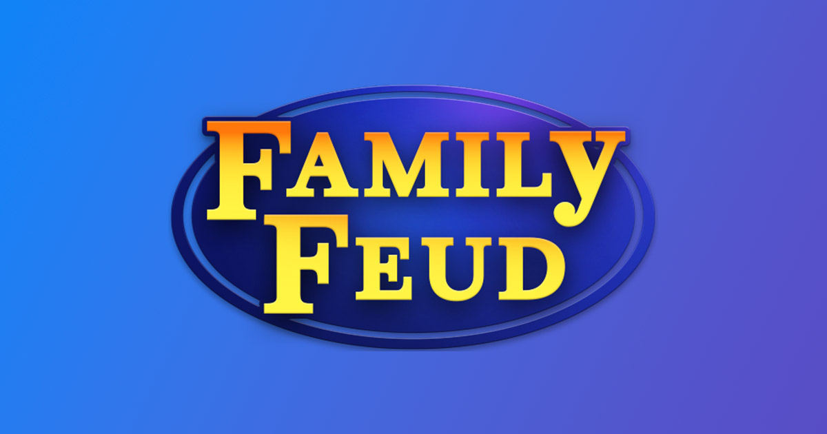 Family feud celebrity edition 2019 line up