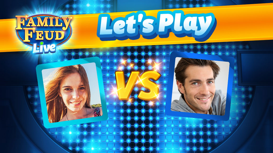 It's time to play… Family Feud Live! Discover how our mobile game