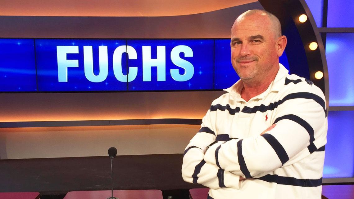 Family Feud director Ken Fuchs