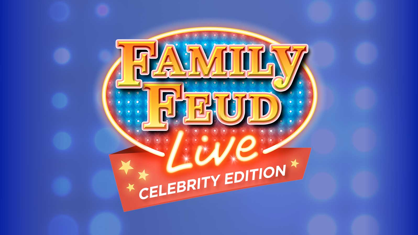 Family Feud Live: Celebrity Edition hits the road!