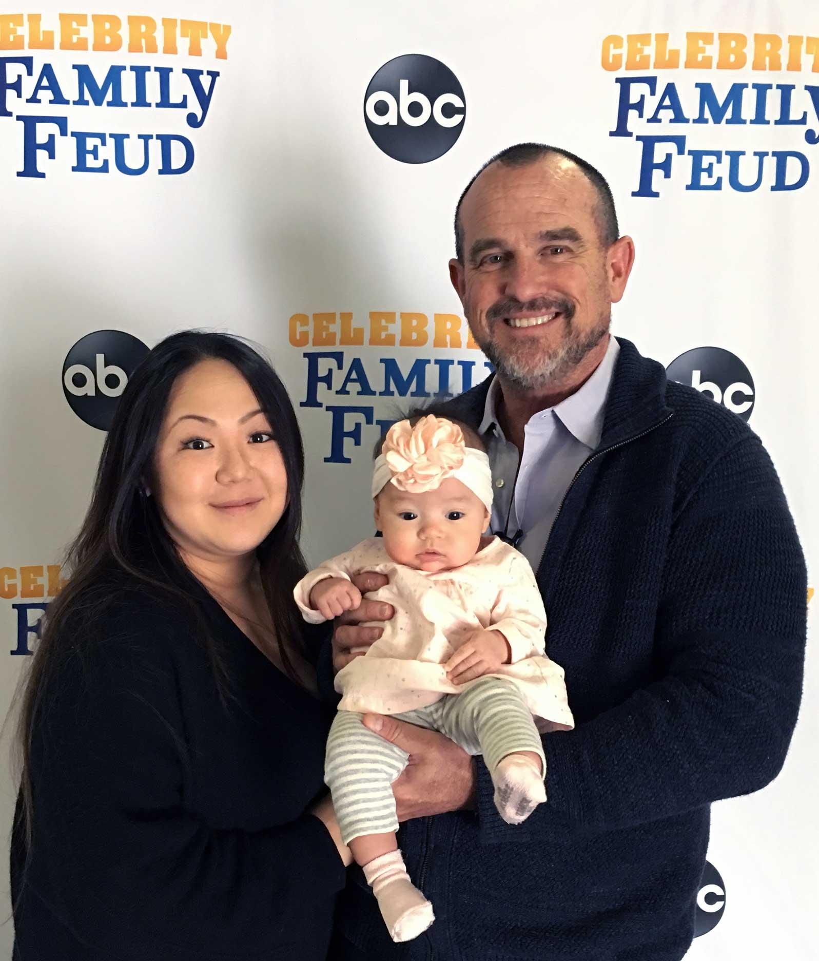Ken Fuchs and family