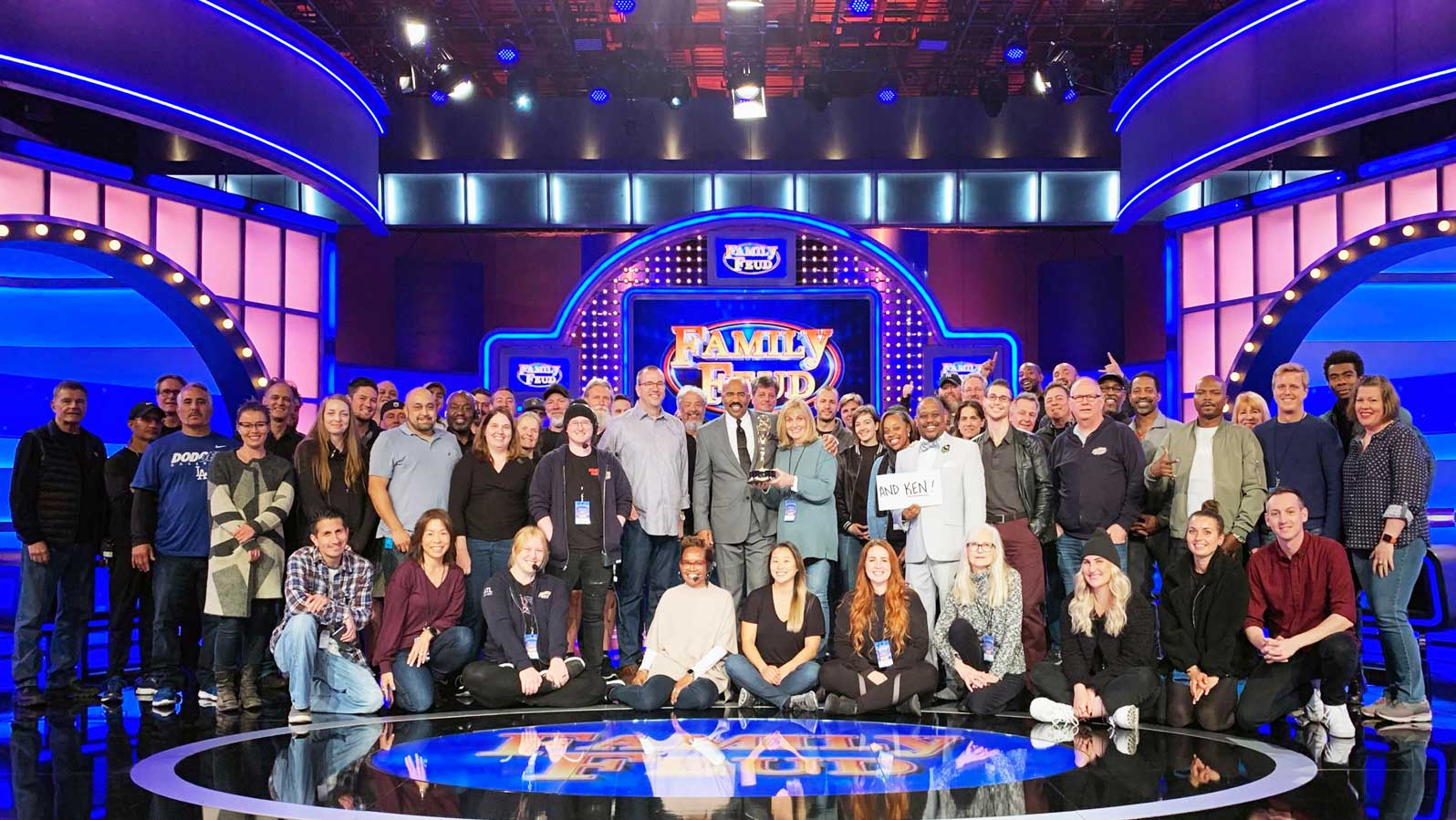 Family Feud brings home two Emmys!