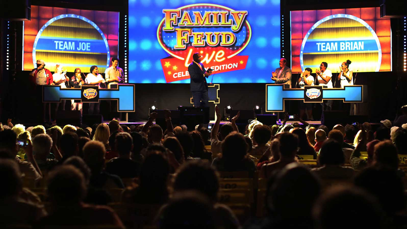 Family Feud Live: Coming to a City Near You!