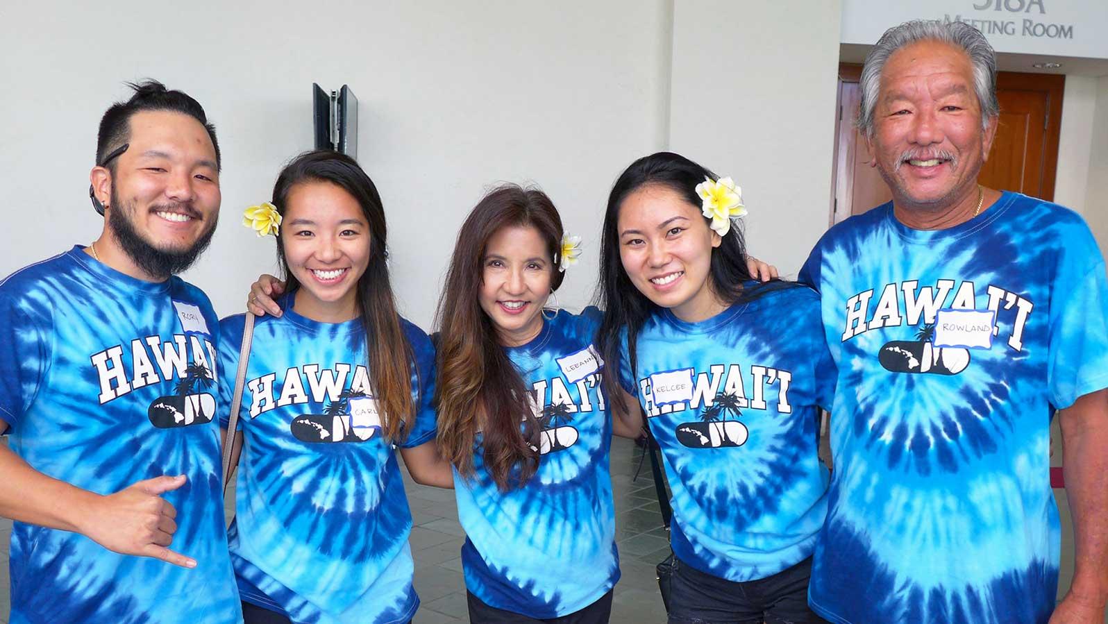 Honolulu family tryouts