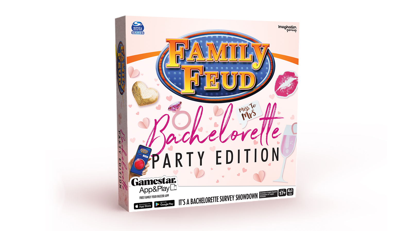 Family Feud Game Bachelorette Edition
