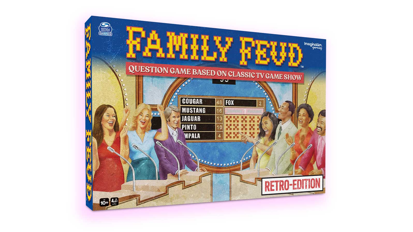 Family Feud Game Classic Edition
