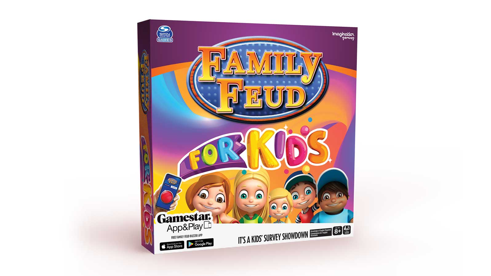 Family Feud Game Kids Edition